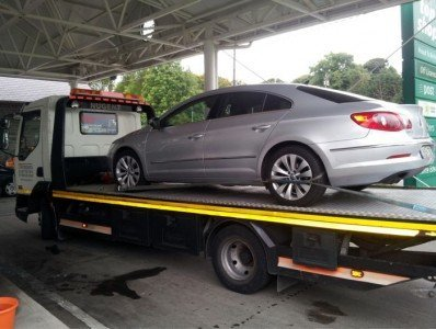 MBS Car Recovery Dublin - Car towing, Tow Truck Dublin.