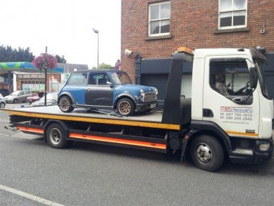 MBS Car Recovery - Car towing