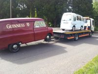 Vintage Car Transport, Classic car Transport, Car Towing and recovery service in Dublin