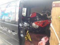 motorbike transportation